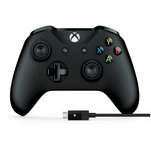 Controller wireless XBOX ONE S compatibil PC cu cablu USB inclus
