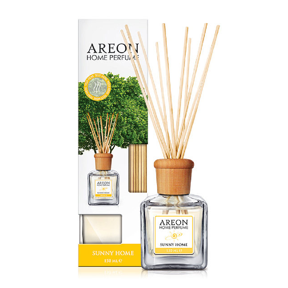 Parfum de camera cu betisoare Areon Home Perfume Sunny Home 150ml