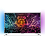 Televizor LED Smart Philips Slim TV 43PUS6501 Ultra HD Ambilight cu diagonala de 108cm