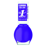 Lac de unghii Miss Sporty Clubbing Color, 306 Mysterious Purple, 7 ml