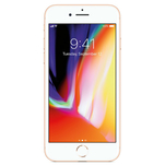 Telefon Apple iPhone 8 auriu 4G cu memorie de 64GB si ecran de 4.7 inch