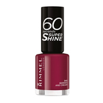 Lac de unghii Rimmel London 60 Seconds Shine, 340 Berries and Cream, 8 ml