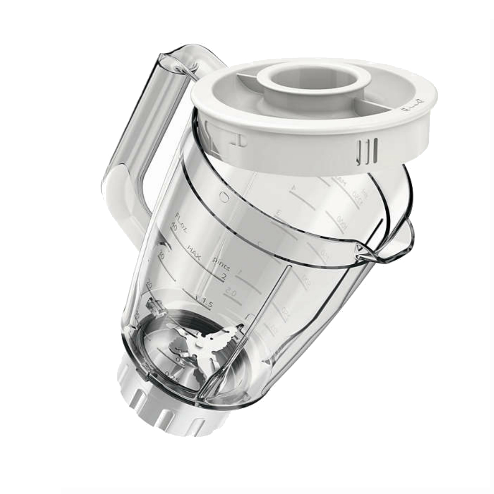 Blender Philips Daily Collection HR2100 cu cana din plastic si capacitate de 1.5L