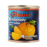 Mandarine in sirop Giana 314 ml