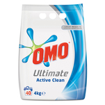 Detergent pudra Omo Ultimate Active Clean 4 kg