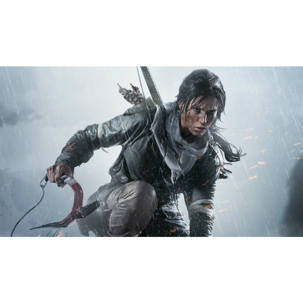 Joc Rise of the Tomb Rider 20 Year Celebration pentru Playstation 4