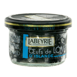 Icre lompe negre Labeyrie, 80 g