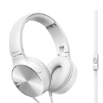 Casti Pioneer MJ722T-W on ear cu microfon pe fir