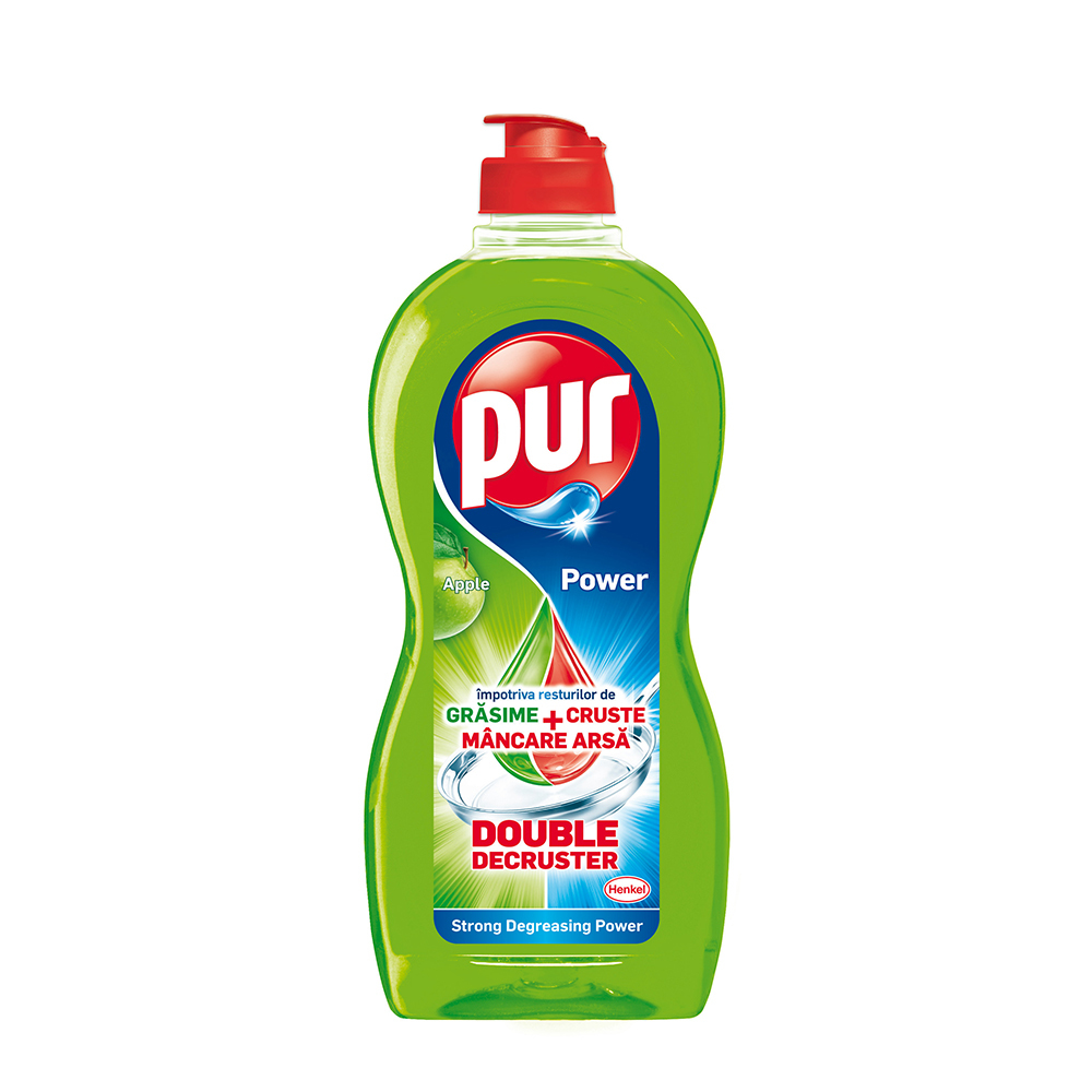Detergent de vase Pur 3x Action, mar, 450 ml