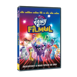 My little pony: Filmul DVD