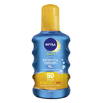 Spray de protectie solara si racorire Nivea Sun Protect&Refresh, FPS 50, 200 ml