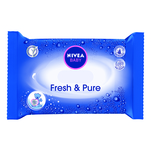 Servetele Nivea Baby fresh and pure, 63 bucati