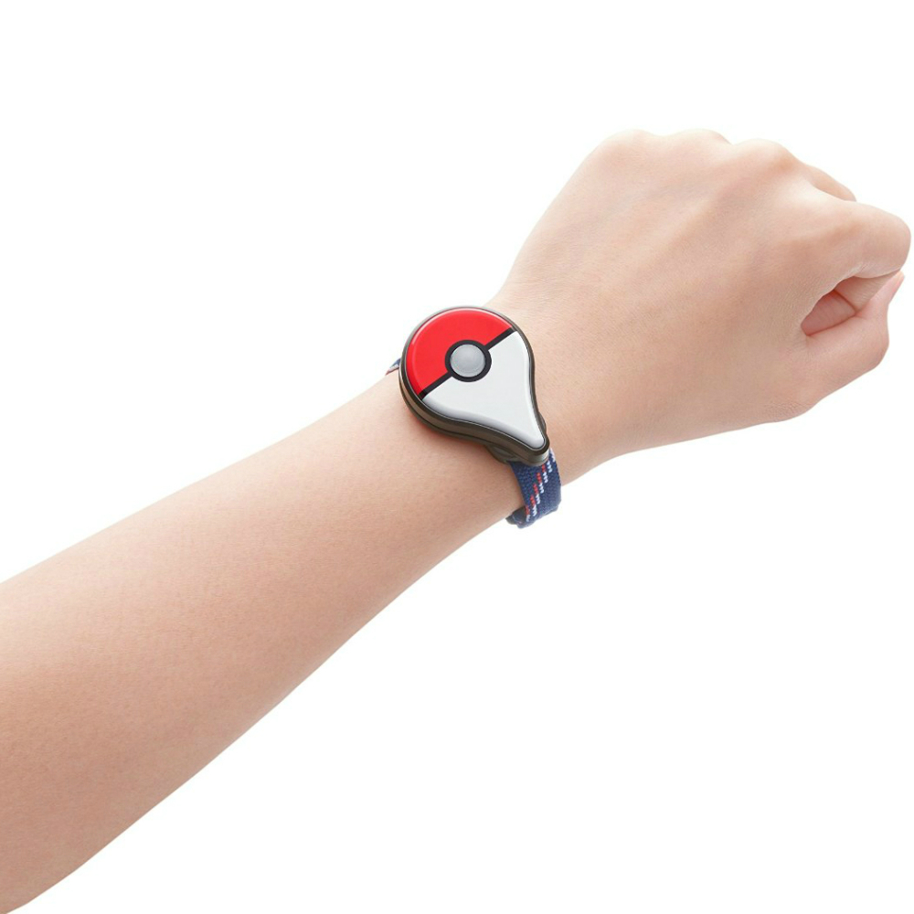 Bratara cu bluetooth Pokemon GO Plus
