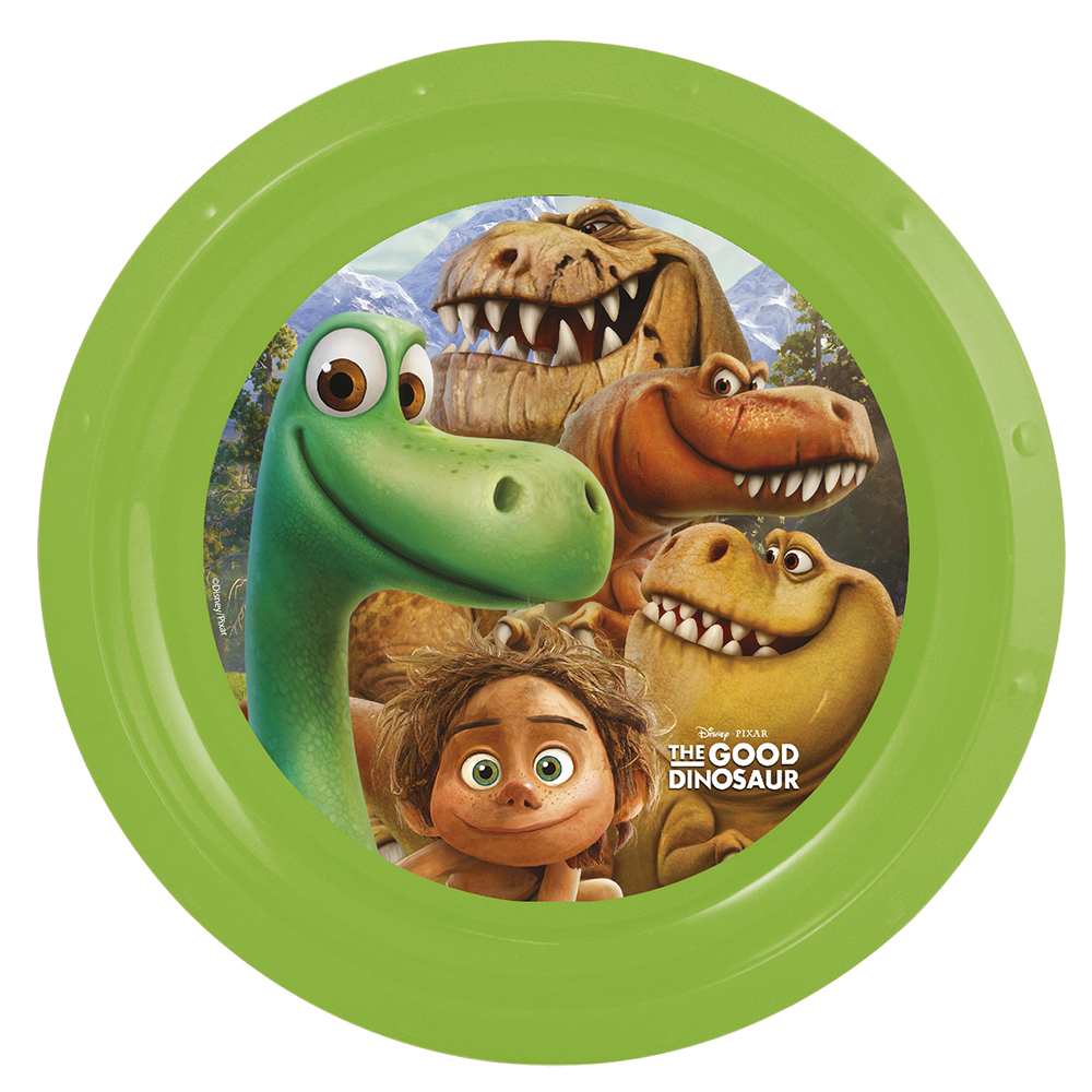 Farfurie din plastic Stor model The Good Dinosaur 23 cm