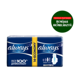 Absorbante Always Ultra Night Duo 14 bucati