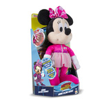 Figurina de plus Minnie Roadster Racers