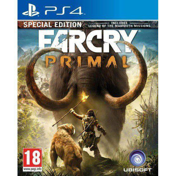 Joc Far Cry Primal Special Edition pentru Playstation 4