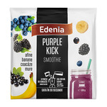 Smoothie Purple Kick Edenia: afine, banane, coacaze, mure 500g