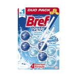 Odorizant Bref Power Active ocean breeze, 2 x 50 g