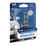 Bec far auto Philips White Vision H1 12V 55W cu halogen