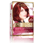 Vopsea de par permanenta L'Oreal Excellence Creme 6.66 Intense Red