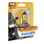 Bec far auto Philips Vision H4 12V 55W cu halogen