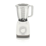 Blender Philips Daily Collection HR2105 cu cana de sticla si motor de 400W