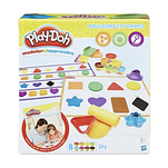 Set Play-doh, Culori si forme