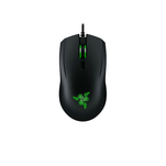 Pachet Gaming format din mouse Razer Abyssus si mousepad Goliathus