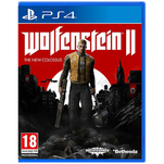 Joc Wolfenstein II: The New Colossus pentru Playstation 4