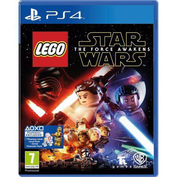 Joc LEGO Star Wars Force Awakens pentru Playstation 4