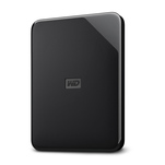 Hard disk extern portabil Western Digital Elements cu capacitate de 1TB