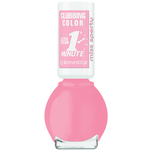 Lac de unghii Miss Sporty Clubbing Color, 302 Fairy Pink, 7 ml