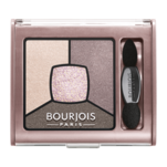 Paleta de farduri de pleoape Bourjois Smoky Stories 02 Over Rose, 3.2 g