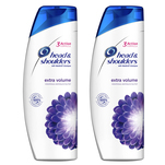 Pachet promo : Sampon Head & Shoulders Extra Volume,