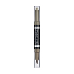 Fard de ochi Rimmel London Magnif'eyes Double Liner&Eyeshadow, 009 Mossy Magic, 1.6 g