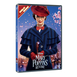 Mary Poppins revine DVD