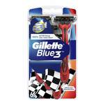 Set 6 aparate de ras Gillette Blue 3 Pride