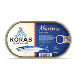 Macrou file Koreab in sos tomat 170 g
