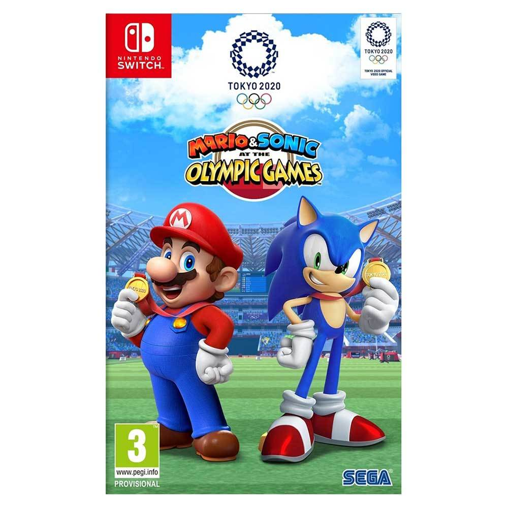 Joc Mario & Sonic at the Olympic Games Tokyo 2020, Nintendo Switch