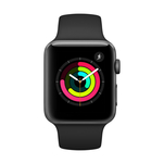 Smartwatch Apple Watch 3 sport Space Gray 42mm MQL12MP/A