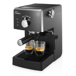 Espressor manual cu duza de abur Philips Saeco Poemia HD8423