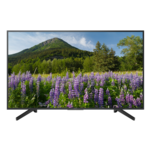"Sony KD43XF7005BAEP, TV LED, UHD 4K, 108cm/43"", Smart TV, Wi-Fi, 3 HDMI, 1 USB"