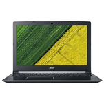 Laptop Acer Aspire A515-51G-33VJ gri cu procesor Intel Core i3 si SSD 128GB