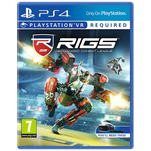 Joc RIGS Mechanized Com League VR pentru Sony Playstation 4