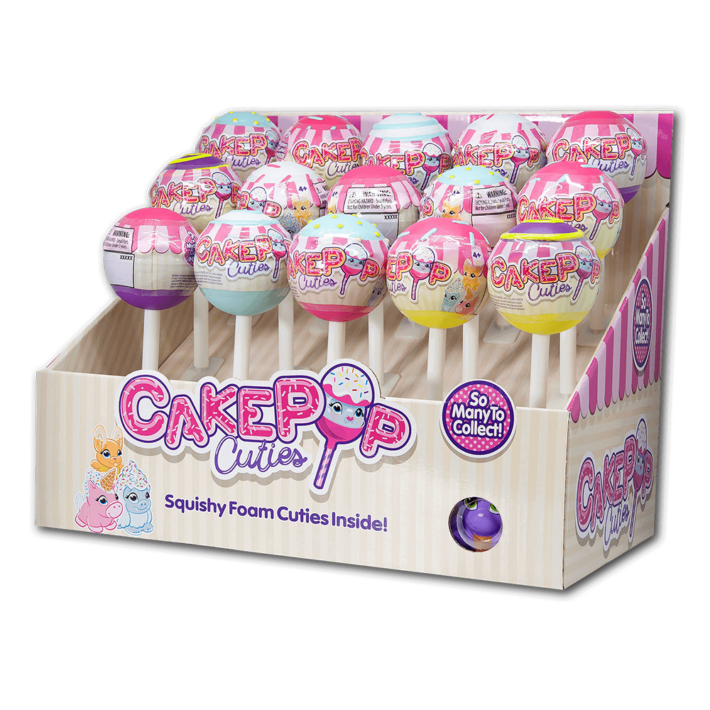 Figurina Cake Pop Surprise S1