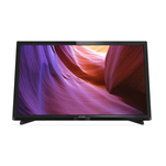 Televizor LED Philips 24PHT4000 plat HD Ready cu diagonala de 60cm