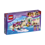 LEGO Friends Transportor barca 41316