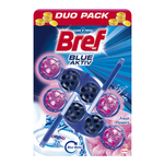 Odorizant wc Bref blue fresh flowers, 2 x 50 g