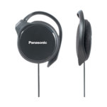 Casti sport on ear Panasonic RP-HS46E-K cu sistem clip on
